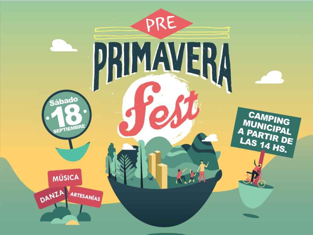PRE PRIMAVERA FEST